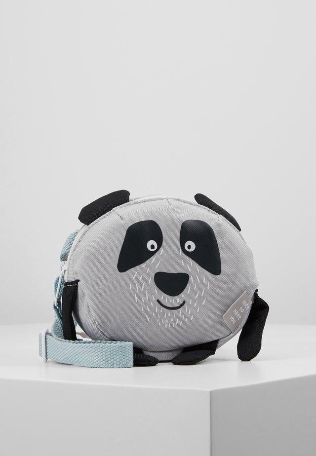 MINI BUM BAG ABOUT FRIENDS PAU PANDA - Olkalaukku - grey