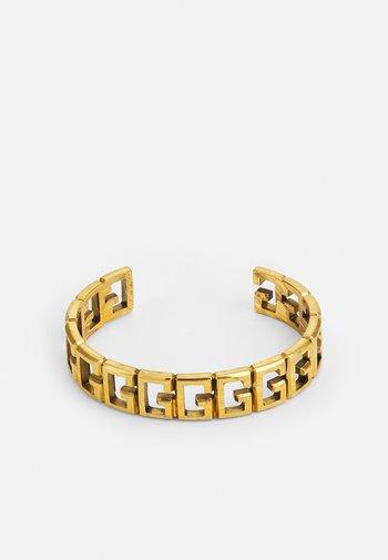 SMALL BANGLE UNISEX - Bracelet - antique gold-coloured