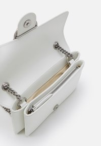 Pinko - LOVE MINI SOFT SIMPLY - Across body bag - white - 3