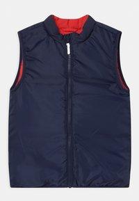 Timberland - PUFFER - Waistcoat - orange - 2