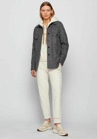 BOSS - Summer jacket - grey - 1