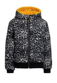 WE Fashion - REVERSIBLE - Winterjas - ochre yellow - 2