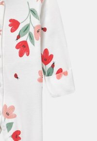 Carter's - FLORAL - Sleep suit - white/red - 2