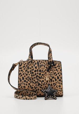 SATCHEL NATURALE - Handbag - beige