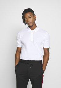 HUGO - DONOS - Polo shirt - white - 0