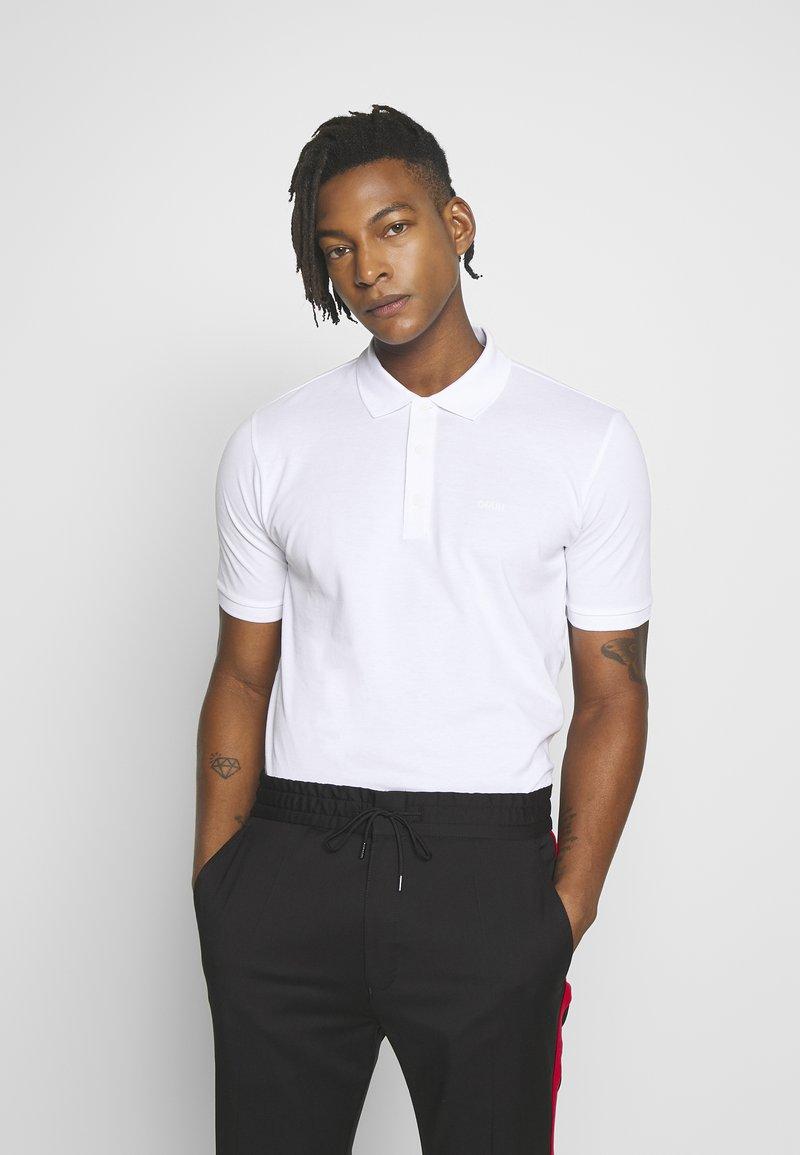 HUGO - DONOS - Polo shirt - white