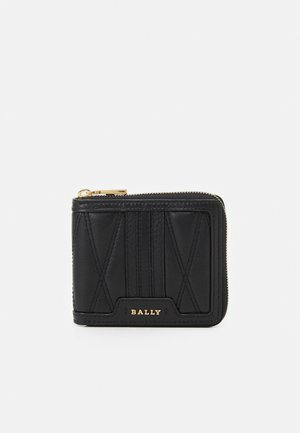 AROUND WALLET - Peněženka - black