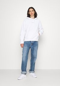 Calvin Klein Jeans - MICRO BRANDING - Huppari - white - 1