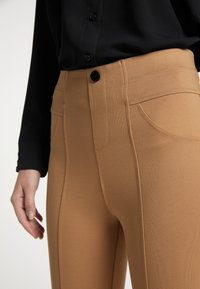 DreiMaster - Leggings - Trousers - beige - 3