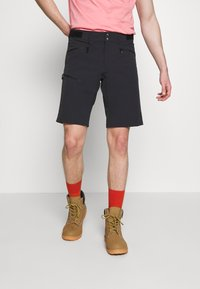 Norrøna - FALKETIND FLEX SHORTS - Outdoor shorts - caviar - 0