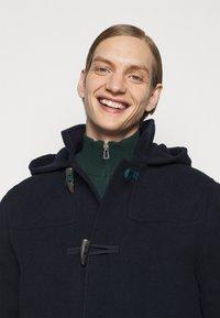 PS Paul Smith - MENS DUFFLE COAT - Classic coat - dark blue/grey - 4