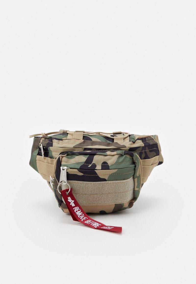 Alpha Industries - TACTICAL WAIST BAG UNISEX - Bum bag - brown