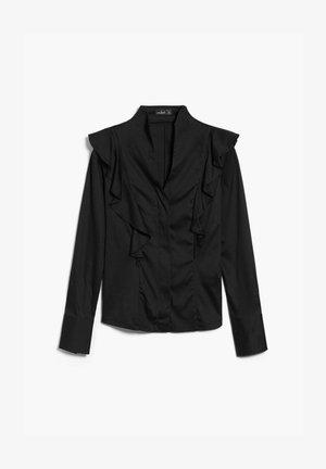 MALECIA - Long sleeved top - schwarz