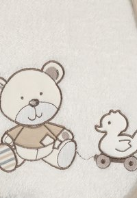 Jacky Baby - NOS BEAR BABY - Baby's sleeping bag - offwhite - 3