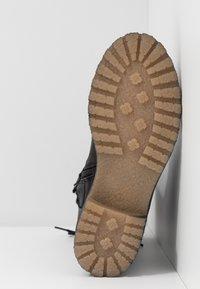 Felmini - CASTER - Lace-up boots - black - 6