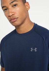 Under Armour - UA TECH 2.0  - Basic T-shirt - academy/graphite - 5