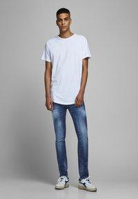Jack & Jones - SLIM FIT JEANS GLENN FOX BL 925 - Jeans slim fit - blue denim - 3