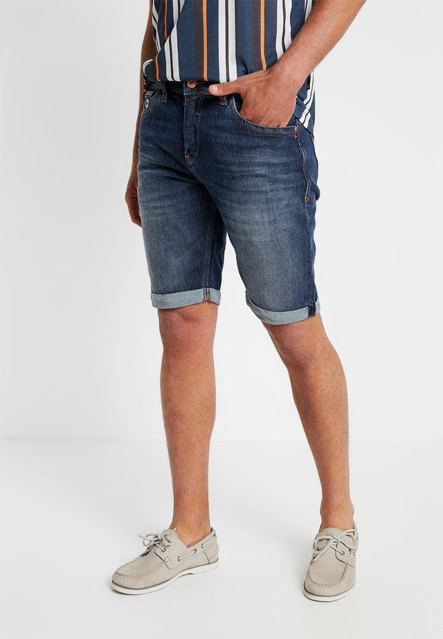 LANCE - Denim shorts - lane wash