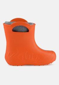 Ladeheid - Regenlaarzen - orange/grey - 4