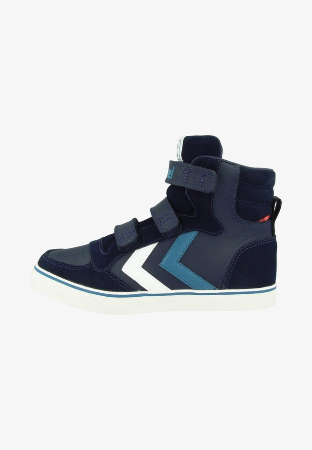 STADIL  - High-top trainers - black iris