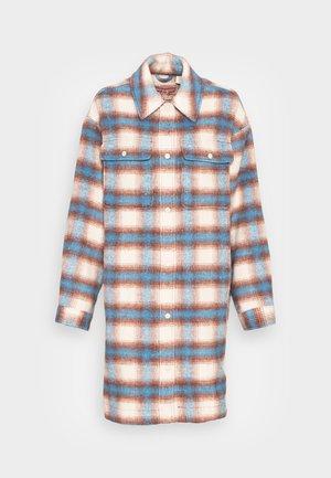 SELMA - Cappotto classico - libby plaid bonnie blue