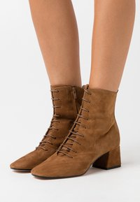 Bianca Di - Lace-up ankle boots - rodeo - 0