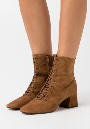 Lace-up ankle boots - rodeo