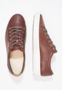 ECCO - SOFT MEN'S - Sneakers - whisky - 1