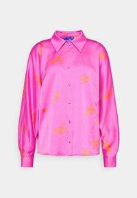 Cras - BIJOU - Button-down blouse - pink - 6