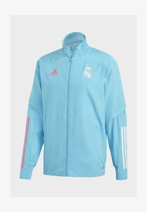 REAL MADRID  - Club wear - light blue