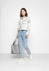 Desigual - PALY - Denim jacket - white - 1