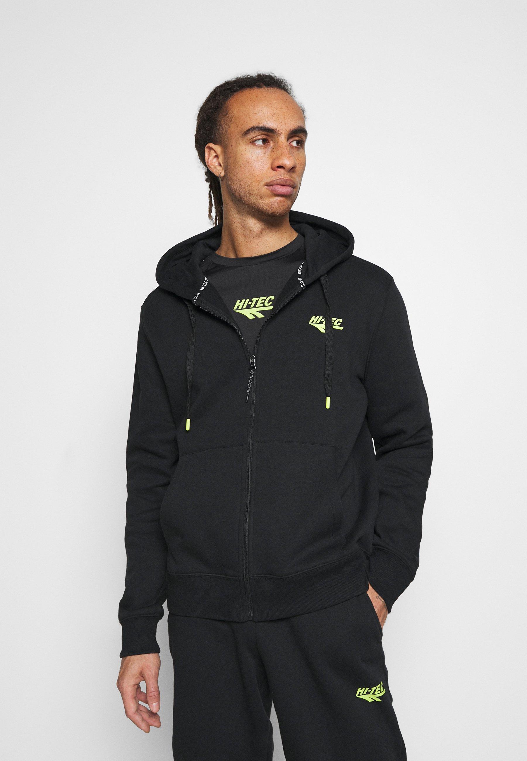 Men ALVAH BASIC ZIP HOODIE - Zip-up sweatshirt