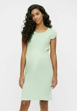MLDALIA - Shift dress - cameo green