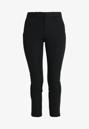 ANKLE BISTRETCH - Broek - true black