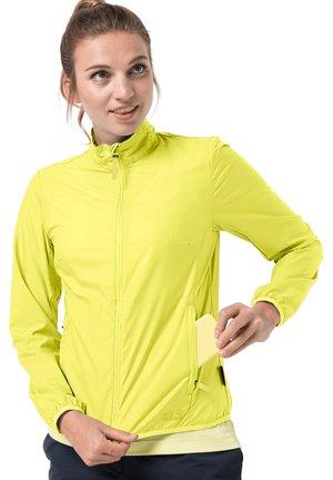 Soft shell jacket - sorbet