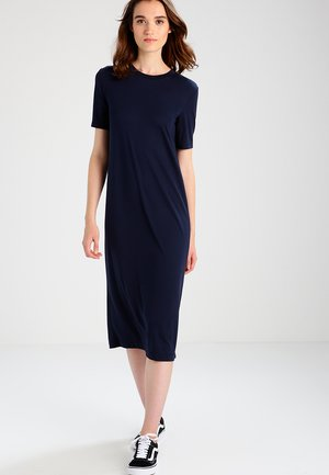 BEYOND - Jersey dress - navy