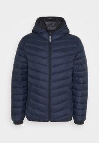 Hollister Co. - Winter jacket - navy - 3
