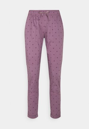 JOY DUSK LOGO DOT - Pantaloni - purple