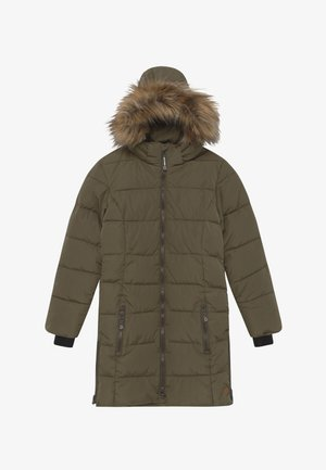 BANTRY GRLS QUILTED - Cappotto invernale - khaki