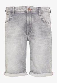 Petrol Industries - SHORTS - Denim shorts - dusty silver - 4