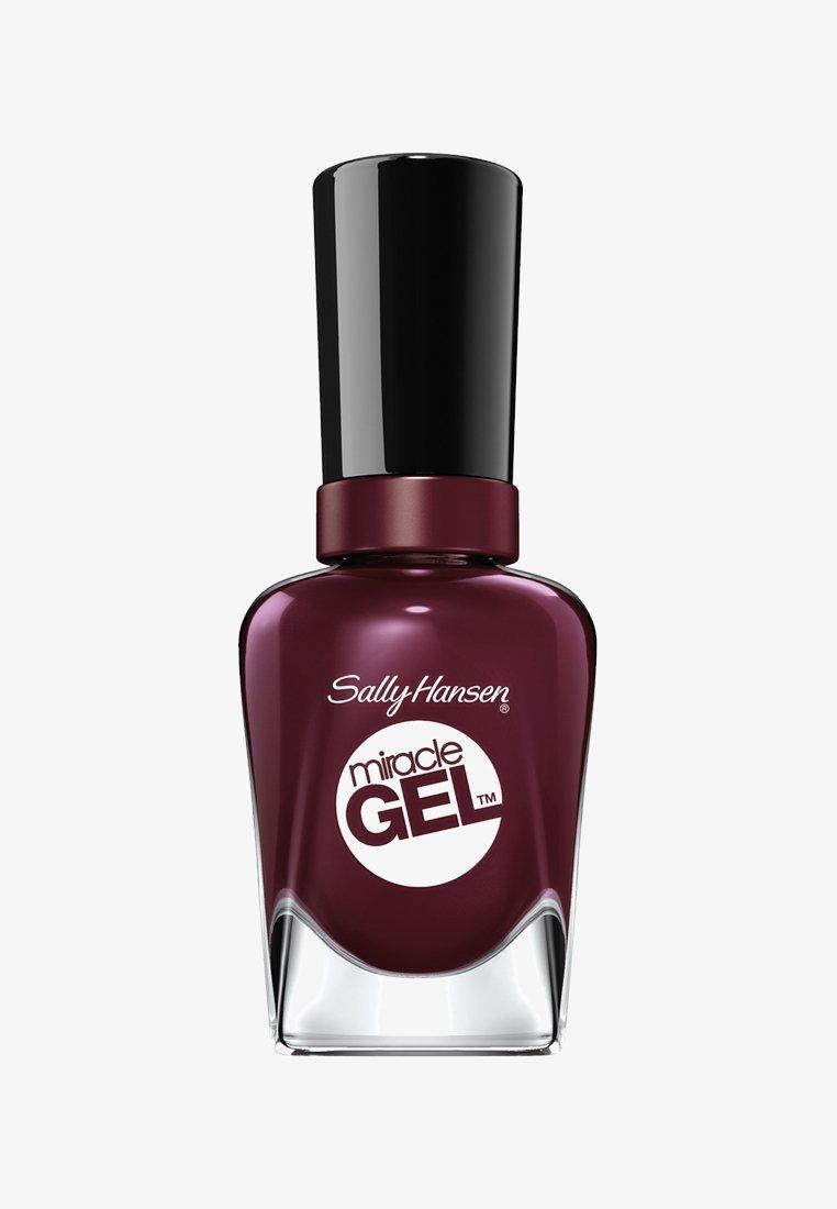 Sally Hansen - MIRACLE GEL - Nail polish - 480 wine stock