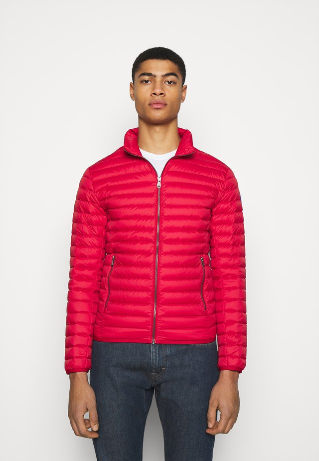 MENS JACKETS - Gewatteerde jas - red