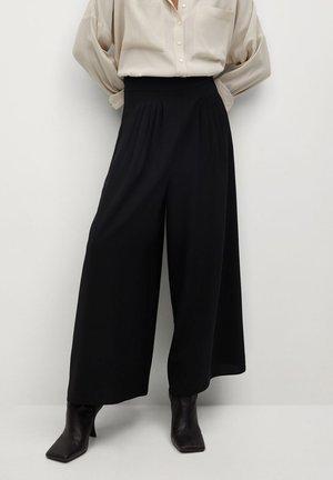AREVA - Trousers - schwarz