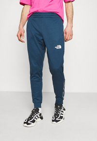The North Face - PANT - Tracksuit bottoms - monterey blue - 0