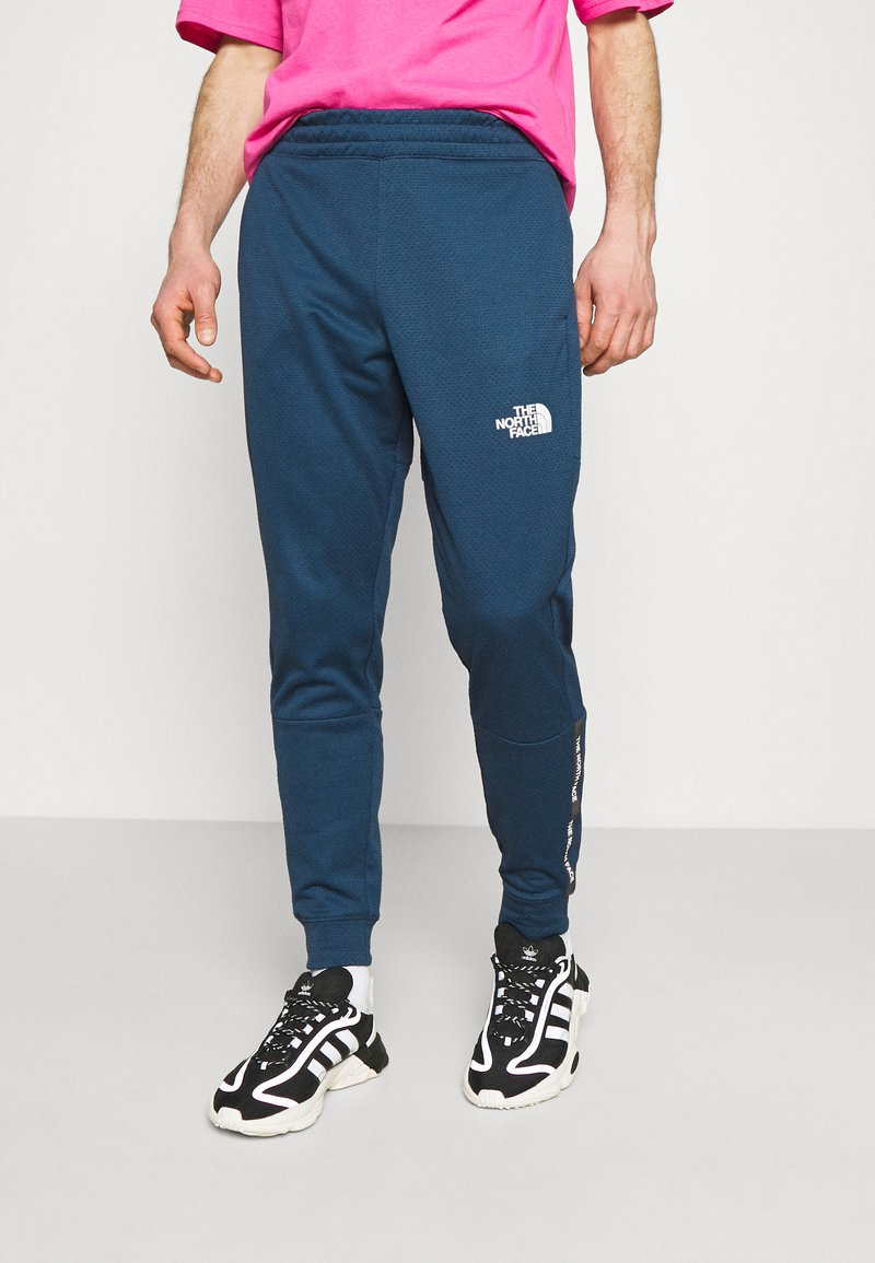 The North Face - PANT - Tracksuit bottoms - monterey blue