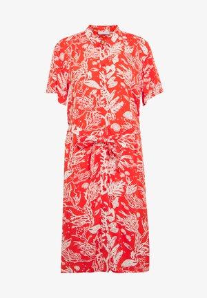 BOYFRIEND LOVELY LOVE - Sukienka koszulowa - crazy coral
