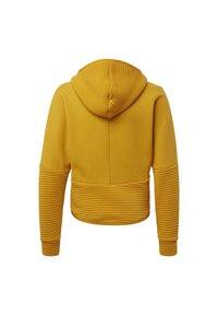 adidas Performance - Zip-up hoodie - leggld/silvmt - 1