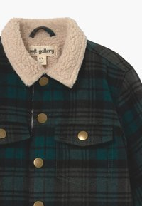 Soft Gallery - BAYOU - Winter jacket - forrest check - 3