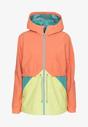WOMEN'S NARRAWAY JACKET - Waterproof jacket - pink sherbet multi