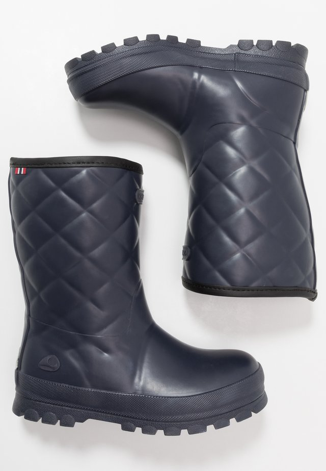 JOLLY SOFT QUILT - Wellies - navy